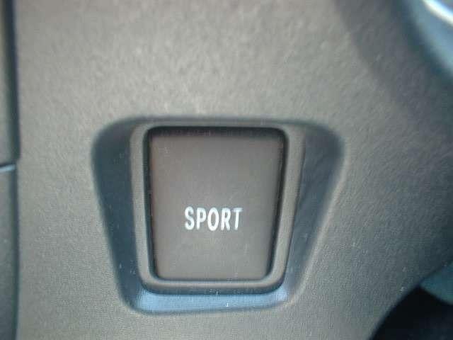 スポーツモードに切り替えできます!!