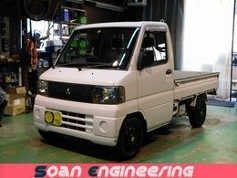 三菱 ミニキャブトラック 660 Vタイプ 4WD 検R5/2 切り替式4駆 3AT フロアシフト