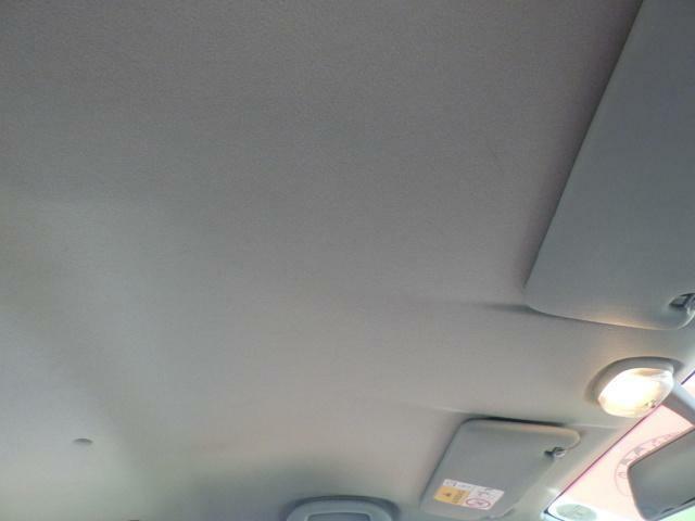 天井キレイです