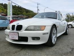 BMW Z3 ロードスター 2.2i ETC ナビ キーレス
