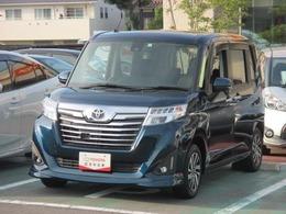 トヨタ ルーミー 1.0 カスタム G S 衝突防止装置/パワースライドドア/LED/ETC