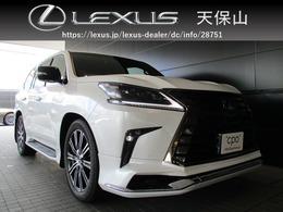 レクサス LX 570 ブラック シークエンス 4WD 認定中古車