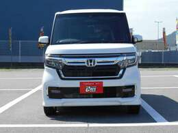 令和3年式 ホンダ NBOXカスタムの届出済未使用車が入庫しました♪グレードは『Lターボ 2WD』のモデルです☆