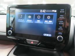 【メーカーオプションディスプレイオーディオ】インパネにすっきり収まり、とても使いやすいナビです!お車の運転がさらに楽しくなりますね!