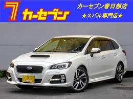 スバル レヴォーグ 1.6 GT-S アイサイト 4WD HDDナビ スマ-トキ- LEDライト 18インチAW