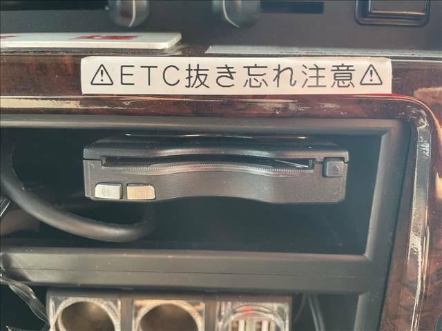 ETC車載器が装備されております!