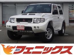 三菱 パジェロ 3.5 エボリューション 4WD 1オーナー レカロシート タイベル交換済