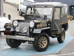 三菱 ジープ J54 ディーゼル 4WD