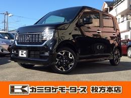 ホンダ N-WGN カスタム 660 L ターボ ホンダ センシング 軽自動車・キーフリー・純正アルミホイール