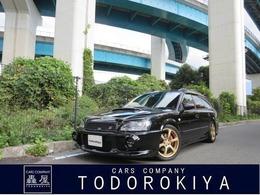 スバル レガシィツーリングワゴン トミーカイラ2.2 管理ユーザー買取車 トミーカイラコンプ