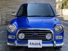 ダイハツ ミラジーノ 660 ミニライトスペシャル 黒レザーシート キーレス 純正CD