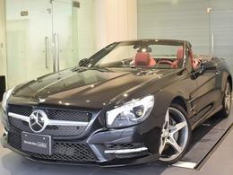 メルセデス・ベンツ SLクラス SL550 ブルーエフィシェンシー エディション1 AMGスタイリング マジックR Designoシート