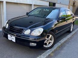 トヨタ アリスト 3.0 S300ベルテックスエディション