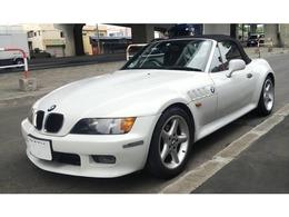 BMW Z3 ロードスター 2.0 車庫保管 車検R4年7月