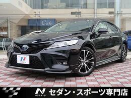 トヨタ カムリ 2.5 WS レザーパッケージ JBL ブラックレザーシート