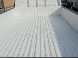 荷台波鉄板張り・三方開・内寸約268×160