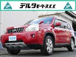 日産 エクストレイル 2.5 25X 4WD サンルーフ インテリキー ナビTV