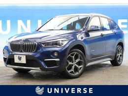 BMW X1 xドライブ 20i xライン 4WD ADアクティブセーフティ/コンフォートPKG