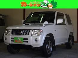 日産 キックス 660 RX 4WD ターボ ナビ TV ETC シートヒーター