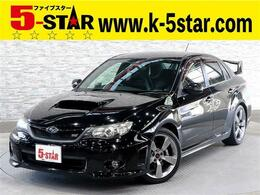 スバル インプレッサSTI 2.0 WRX 4WD 6MTストラーダナビBカメ黒半革STiキャリパ