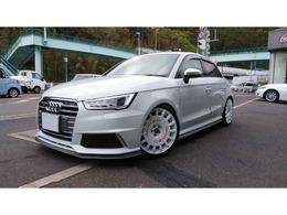 Audi正規ディーラー車検記録簿有ります。ワンオーナー。