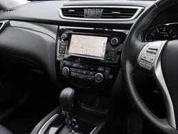【 NissanConnectナビ 】7型ワイドディスプレイ,AM,FM,CD,DVD,SD,Bluetooth,フルセグ