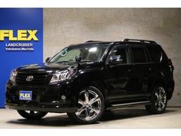 トヨタ ランドクルーザープラド 2.7 TX 4WD フルエアロ 新品ナビ