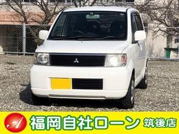 三菱 eKワゴン 660 サウンドビートエディション M 車検整備付き キーレス ETC フル装備