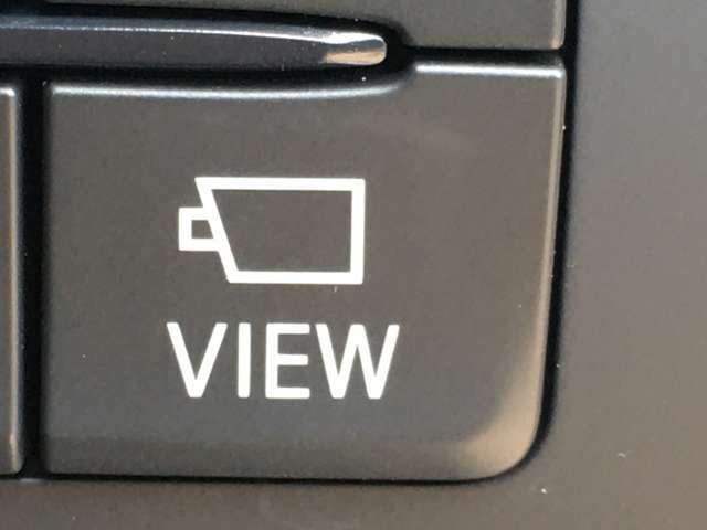 ◆サイドカメラ 運転席から死角になる左側もカメラで確認可能です。安心してお乗りいただけます。
