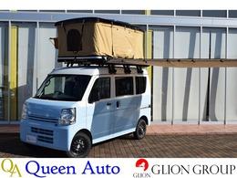 三菱 ミニキャブバン 660 M ハイルーフ 4WD キャンピング仕様 届出済未使用車