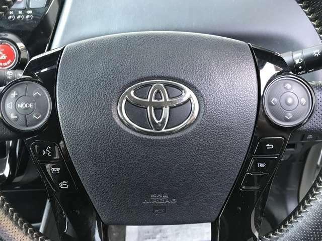スイッチ付きハンドルなので、慣れれば手元を見ずに感覚的に操作できるので安全に運転できます!