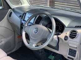 視界が広く、運転しやすい車両です!初心者の方でも安心です!