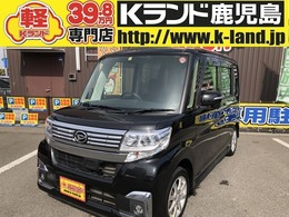 ダイハツ タント 660 カスタム X スマートキー・8インチナビ・TV・AW