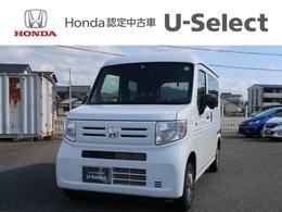 ホンダ N-VAN 660 G 4WD 当社デモカー ナビ 前後ドラレコ