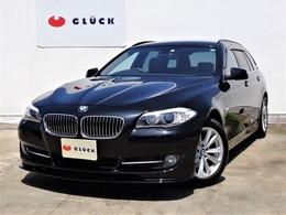 BMW 5シリーズツーリング 523d ブルーパフォーマンス ハイラインパッケージ 黒革シート HDDナビ オートリアゲート