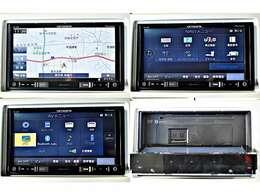 ワイドで明るい液晶画面、簡単な操作方法、多機能ナビゲーション。知らない街でも安心です。 カロッツェリア 楽ナビ「AV1C-RZ900」