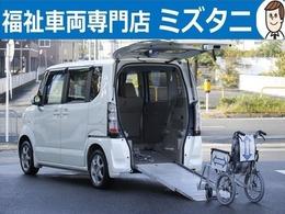 ホンダ N-BOX+ 660 G Lパッケージ 車いす仕様車 スマートキー 電動ウインチ Pスタート
