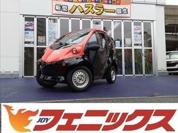 トヨタ コムス B・COMデリバリー 家庭用100V充電OK満充電57Km