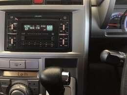 CD/MDプレーヤー装備。