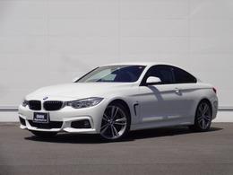 BMW 4シリーズクーペ 435i Mスポーツ HDDナビ レザー HUD Bカメラ