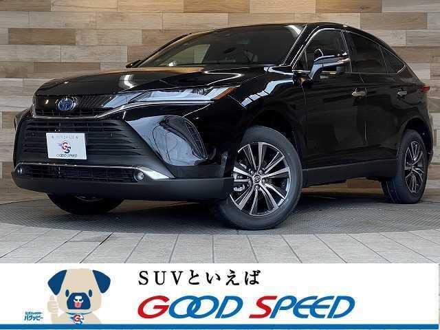 新車未登録ハリアーハイブリッド人気のGで入庫!お問い合わせは0120-24-4092まで!