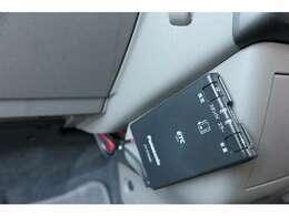 【ETC】高速走行には必須といっても過言ではないくらいメジャーな装備です