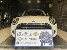 MINI COOPER 3DOOR/MT車/リアカメラ/パーキングアシスト/LEDヘッドライト