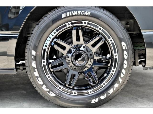 オリジナル17インチAW・グッドイヤーナスカータイヤ