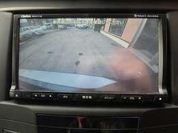 フルセグナビ搭載!バックカメラも装備されておりますので、車庫入れの際の視界もしっかりサポートしてくれます!