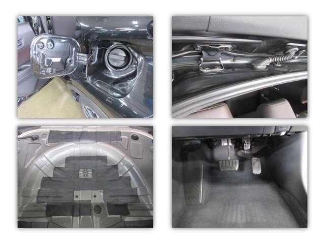 ネッツトヨタヤサカの全ての中古車はまるまるクリーンを実施しています!当社の専門スタッフが内外装ともに丹念に磨き上げました☆ぜひ一度、その目でお確かめ下さい。