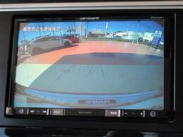 バックカメラがあれば駐車が苦手な方も安心ですね!