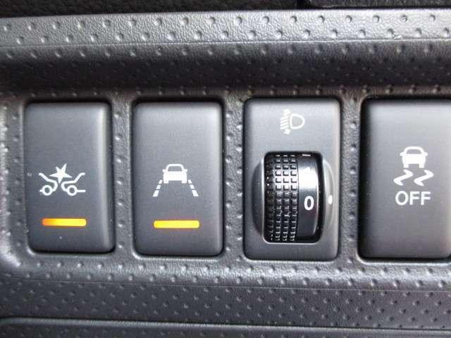 事故回避をサポートする安全性能を備えています。