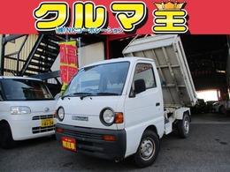 スズキ キャリイ 660 金太郎ダンプ WA 3方開