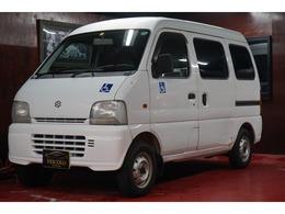 スズキ エブリイ 660 PA ハイルーフ 4WD 車イス移動車 電動リフト 4WD AT